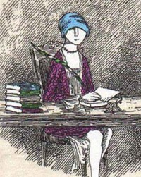 gorey just writer